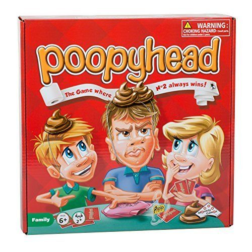 Poopyhead Card Game | The Denver Ear