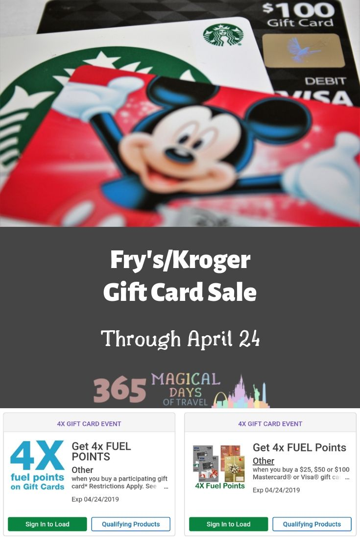 Fry S Kroger Gift Card Sale Gift Card Sale Gift Card Prepaid
