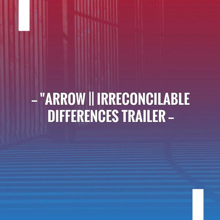 """Arrow || Irreconcilable Differences trailer http://mojoali.blogspot.com/2017/11/arrow-irreconcilable-differences-trailer.html?utm_campaign=crowdfire&utm_content=crowdfire&utm_medium=social&utm_source=pinterest"