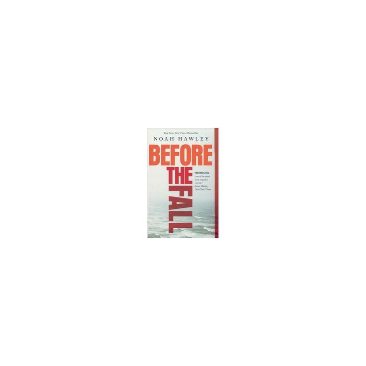 Before the Fall (Reprint) (Prebind) (Noah Hawley)