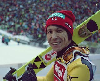 Skoki narciarskie - autografy: 48. Noriaki Kasai