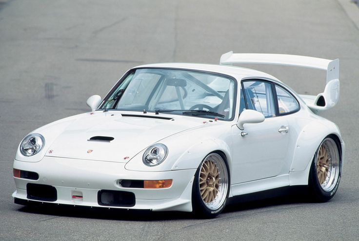 1998 Porsche 911 GT2 Evo