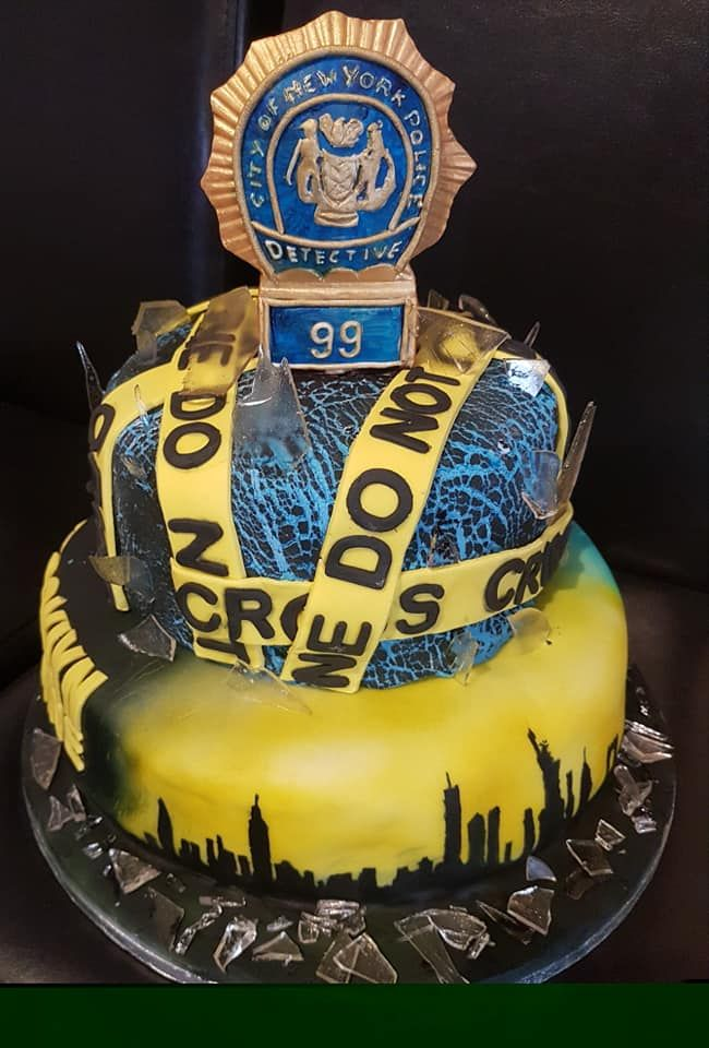 Brooklyn 99 cake for birthday party celebration | Cakes by Sonia ...