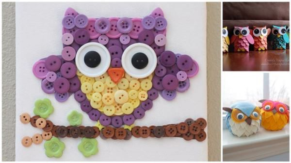 Do Something Different – 7 Owl Craft Inspiration