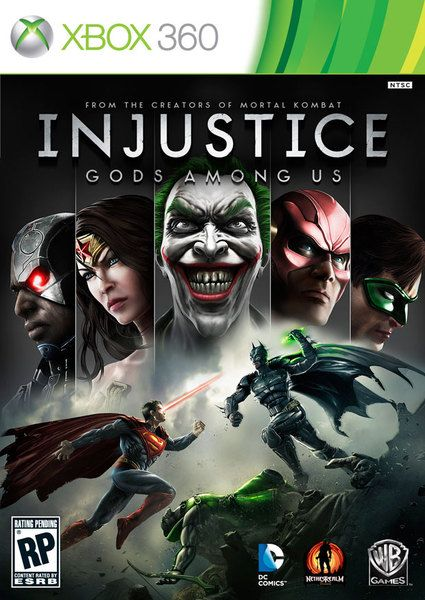 Injustice + 9 other games! READ DESCRIPTION! xbox 360 - xbox - xbox360 - xbox live