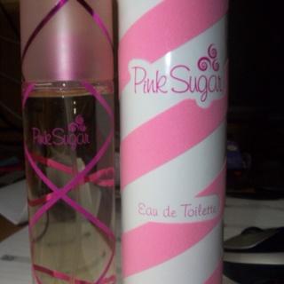 Pink sugar perfume rocks....I always get compliments :)