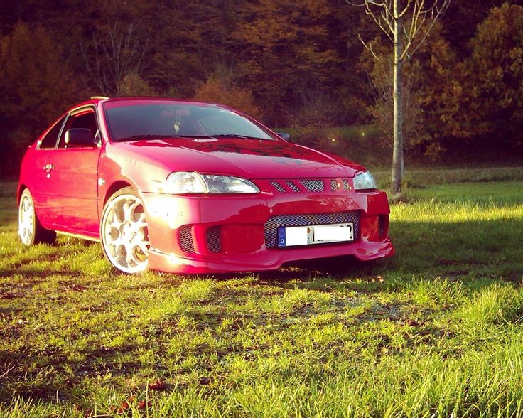1996 Toyota Paseo L5 Tuning