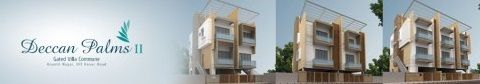 Deccan Palms, 3BHK Apartments for sale in Electronic City, Bangalore   Lush greeneries, children's play area with play equipments, wide concrete internal roads and street lighting that highlight the luxury, and adds to it.  For More.....: https://www.bangalore5.com/project_details.php?id=2108