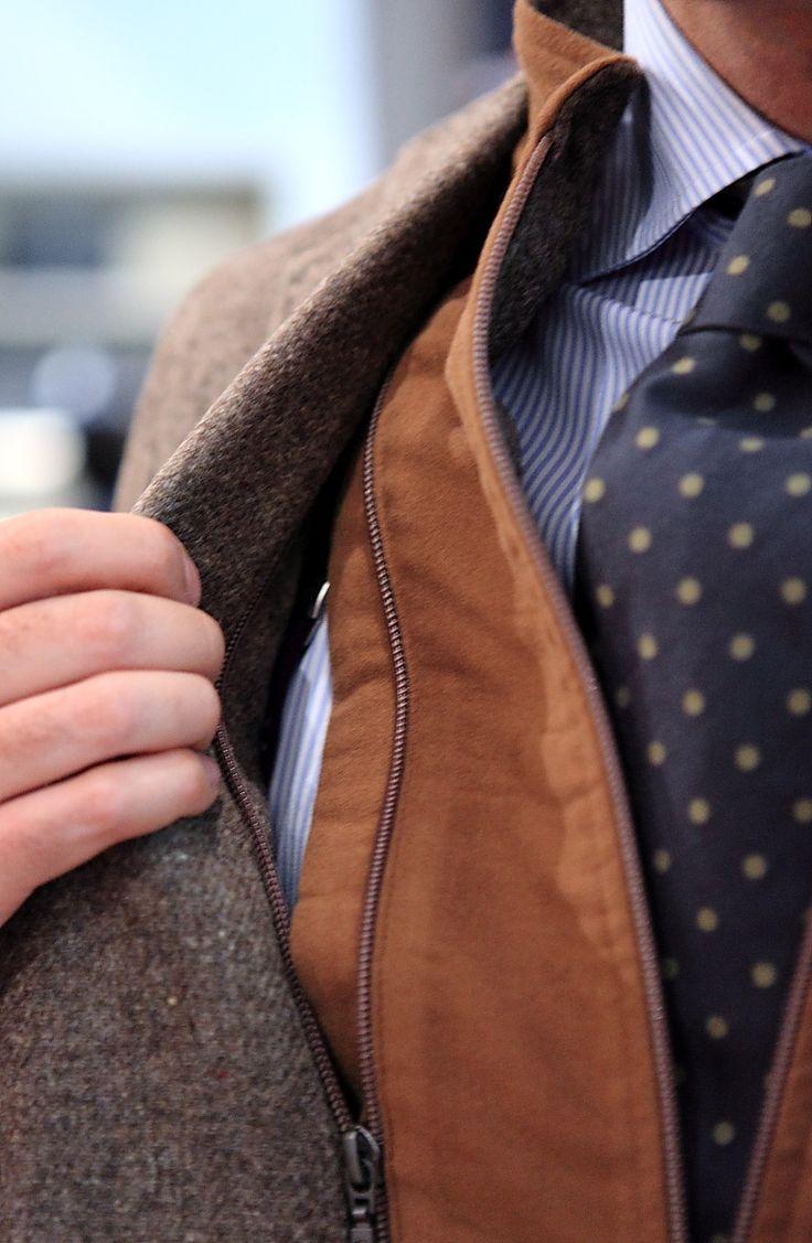 love the tie
