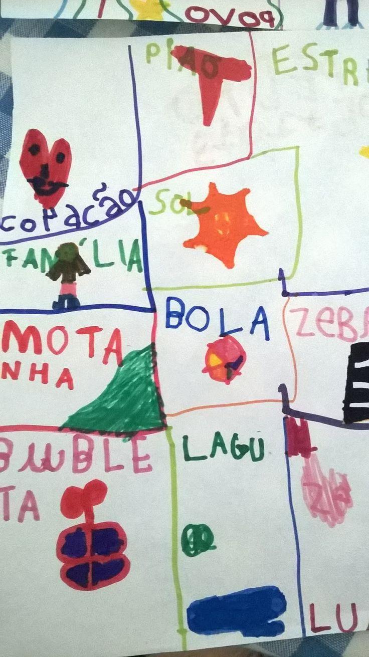 Sr Alfabeto: iniciação à Escrita   ao longo do ano letivo, as palavras estão muito presentes no dia a dia do jardim de Infância; sejam ora...