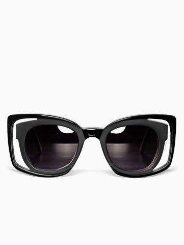 Punk Sunglasses Ladies Retro Dual Mirror Sunglasses Sunglasses Men Sunglasses,UN,Tutto il codice