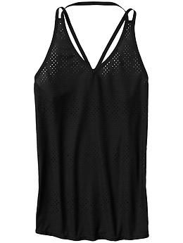 Limitless Tank - The sleek, stretchy tank with limitless options for your run, gym and studio workouts.