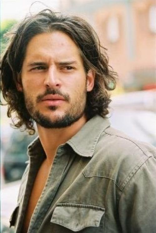 Joe Manganiello      Ohhh,   calm,  calm  take a deep breath.....he takes my breath away