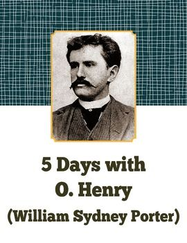 biography of o henry O henry's career is so much like one of his incredible stories that its mere  recitation quickly escalates into o henry-like hyperbole born in 1862, o henry  spent.