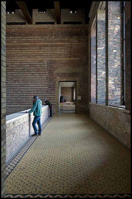 august stüler vs. david chipperfield @ neues museum berlin 7 | Flickr - Photo Sharing!