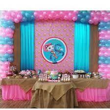 Resultado de imagen para decoracion para cumpleaños de la sheriff callie