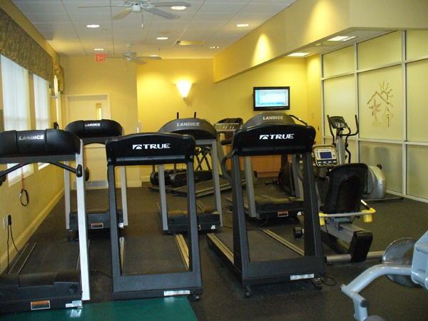 Fitness Center Vacation Village Kissimmee Florida