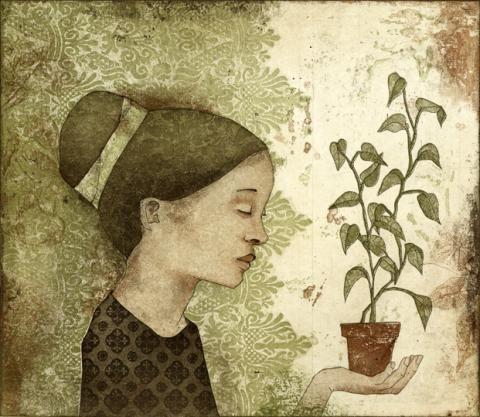 Piia Lehti: Kasvun ihme / Miracle of Growth, 2008
