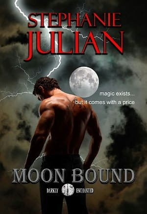 Moon Bound by Stephanie Julian, available at Barnes & Noble