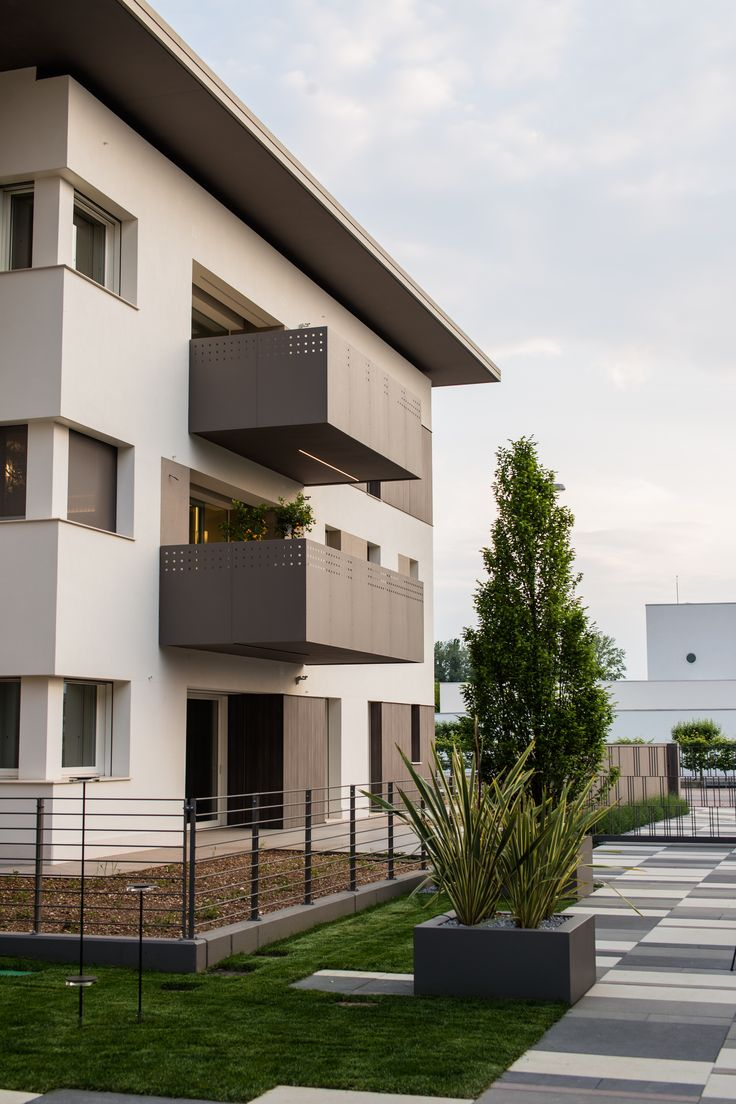 Residence Vivo - terrazze
