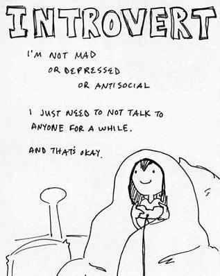 5 Alasan Anda harus Bangga menjadi Seorang Introvert dengan Mengenal Kelebihan Orang Introvert