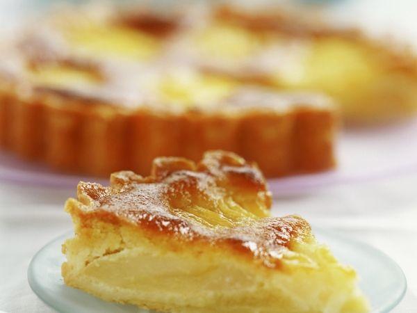 Appeltaart met krokant laagje - Libelle Lekker! (dubbele portie voor grote taartvorm, 40 min. bakken)