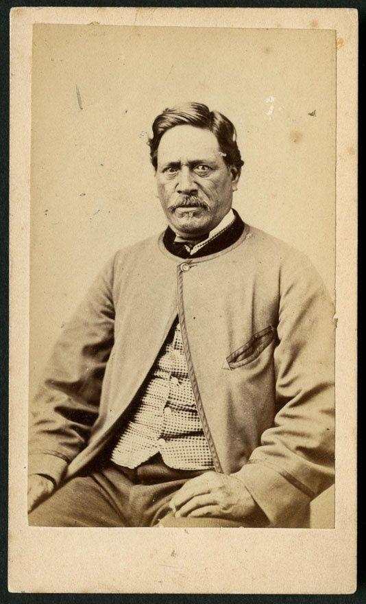 Wi Tako | NZHistory, New Zealand history online