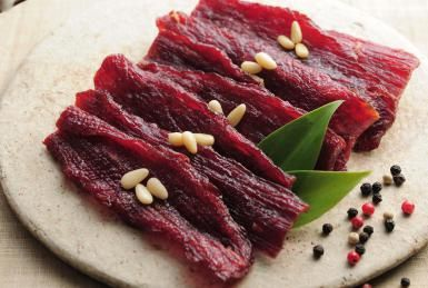 Beef jerky - Photolibrary/Getty Images