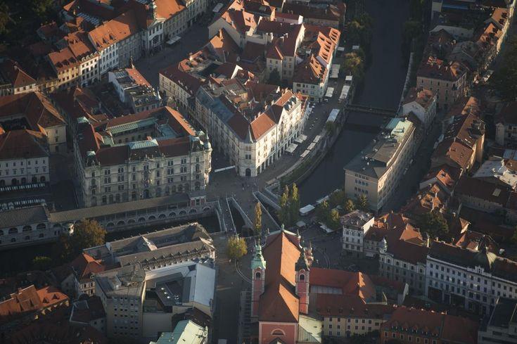 Ljubljana v 30 slikah - pregled ljubljanskih nepremičnin - Planet Siol.net