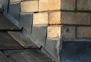 flashing and leading chimney in Dublin