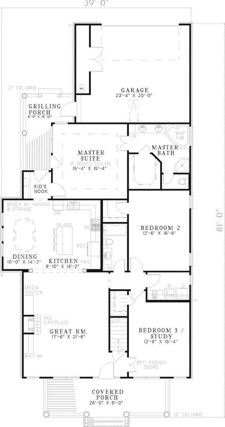 10 best ideas about plantation floor plans on pinterest | dream