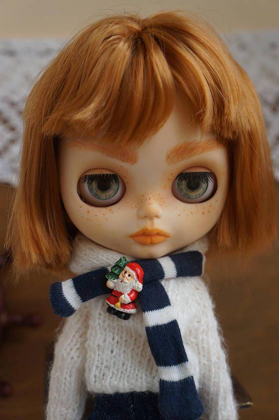 Blythe doll Blythe OOAK Custom Blythe Custom doll Ooak