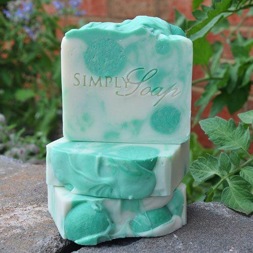 cucumbermint-soap