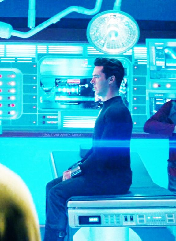 Khan. Star Trek Into Darkness.