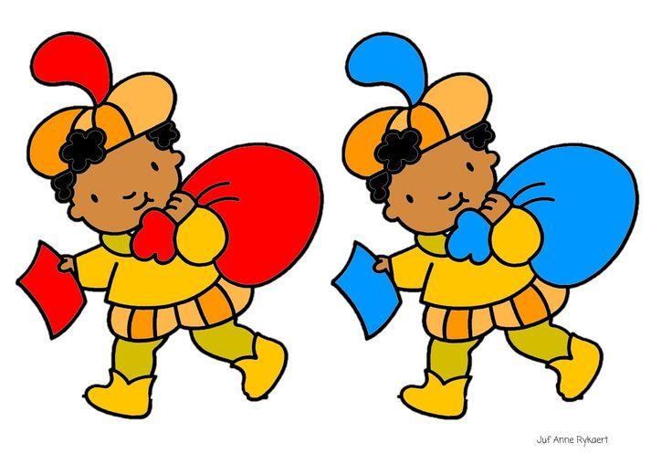 Peuterthema's: Sint en Piet