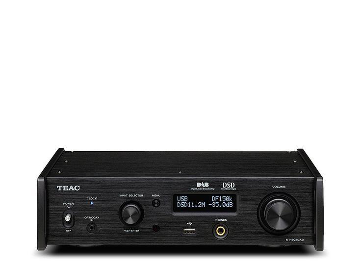 TEAC NT-503DAB tuner: Amazon.de: Elektronik