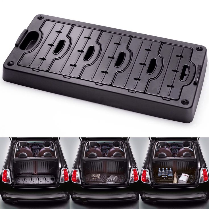 Organizer For Fiat 500 Designbyme Accessories Optional Ydoguidodesign Concepdesign And