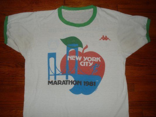 message from mzungo: Competitor.com - Vintage Running Shirt Photo Contest