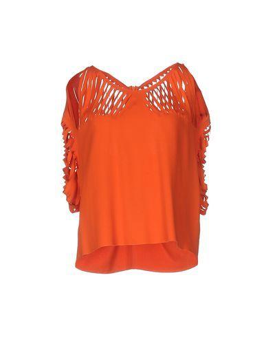 Prezzi e Sconti: #Brian dales blusa donna Arancione  ad Euro 113.00 in #Brian dales #Donna camicie bluse