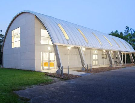 Custom Quonset Hut Building Sustainable Living