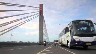 bus pariwisata hebat - YouTube
