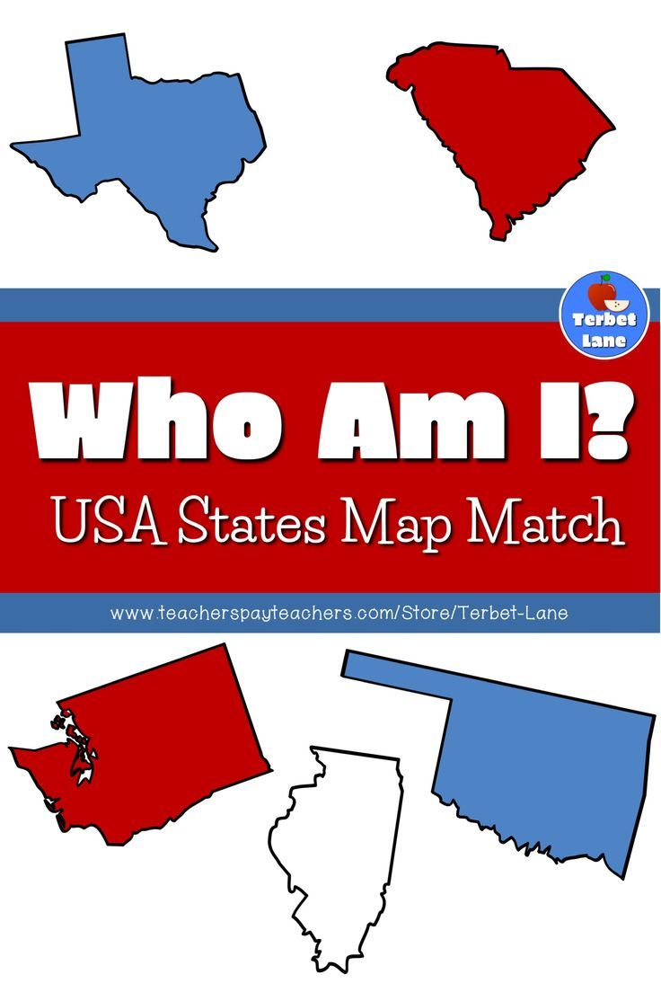US States Map Game | 2nd Grade Social Stus | State map ... on highlight states on map, 50 states map, identify us states map, identify the 50 states,