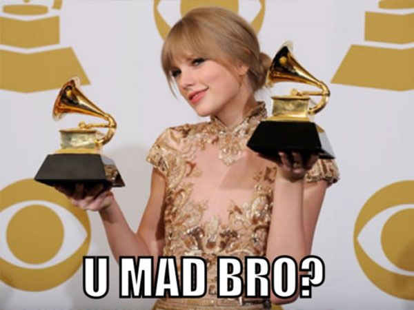 10 Sassy Taylor Swift Memes that'll Make Haters Stop 'Hate Hate Hatin'