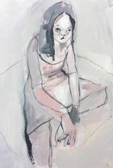 """Saatchi Art Artist Monica Bonzano; Painting, """"ROOM 280316"""" #art"""
