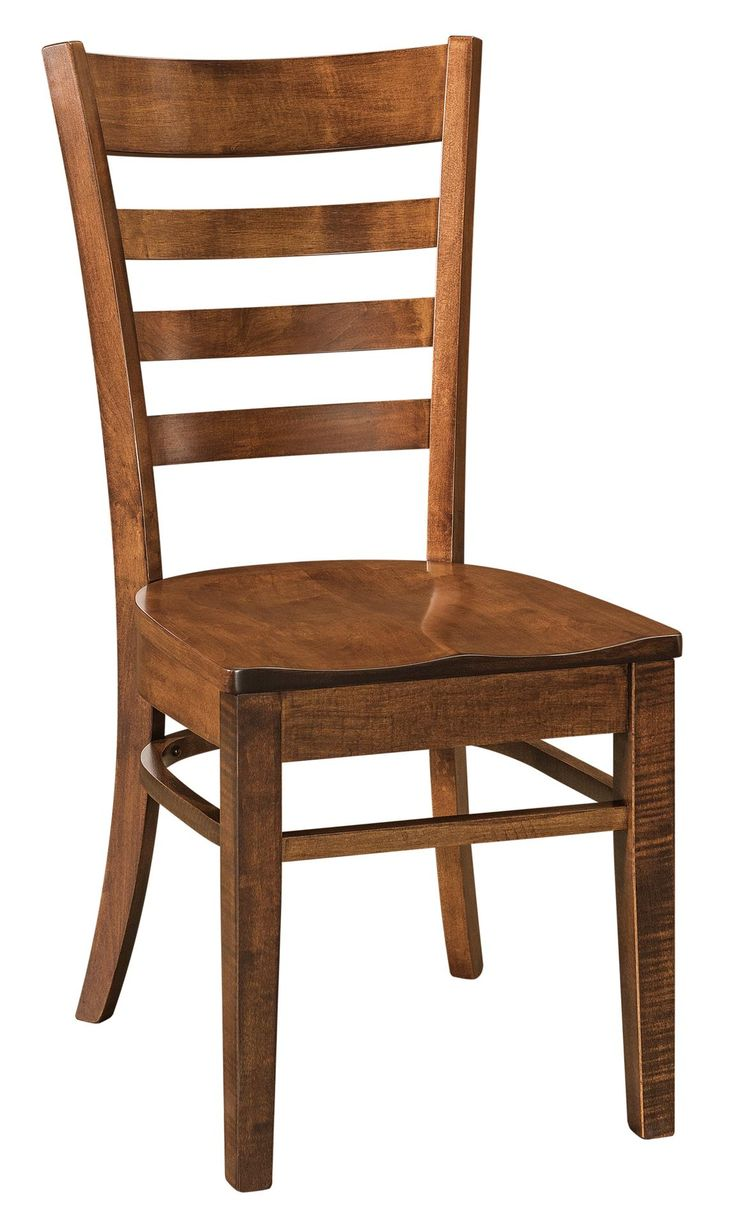 Gallery pictures for good quality dining chairs carson armchair amish - Amish Brandberg Dining Chair