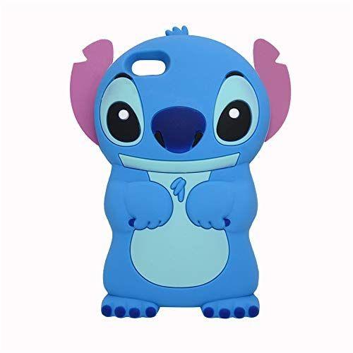 Coutures iPhone 8 Coque pour iPhone Motif 3D en Forme de Personnage de Dessin anim/é en Silicone Doux Kawaii pour Enfants gar/çons et Filles iPhone 7