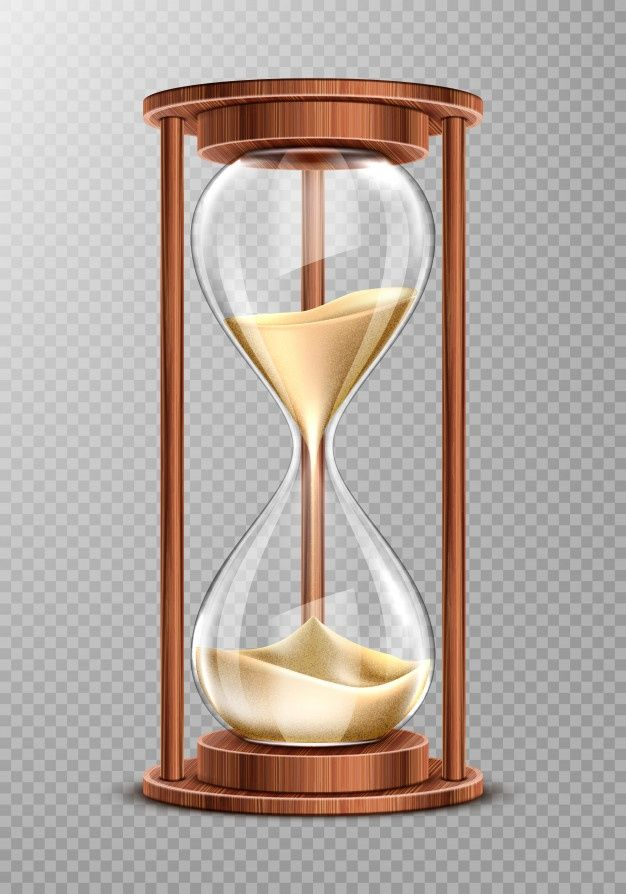 Download Wooden Hourglass With Falling Sand For Free Hourglass Falling Sand Sand