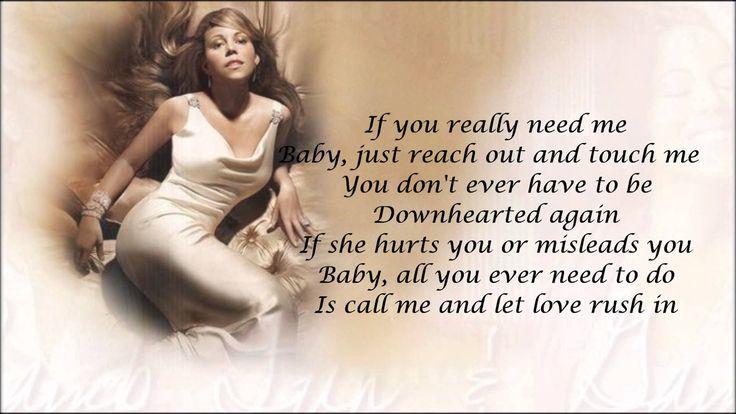 Mariah Carey - Subtle Invitation