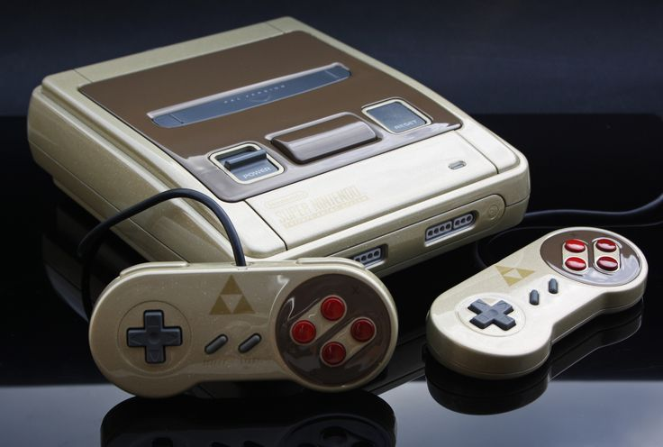 custom Zelda themed Super Nintendo (PAL) by Zoki64.deviantart.com on @deviantART