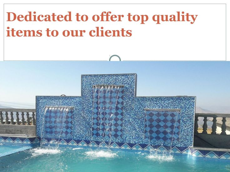 Dedicated to offer top quality items to our clients